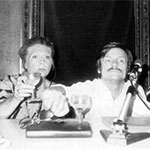 Andrei Tarkovsky on a press conference